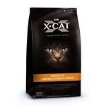 Сухой корм X-Cat Adult Cat Chicken, Turkey & Rice