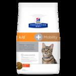 Сухой корм Hill's Prescription Diet k/d + Mobility Kidney+Joint Care Feline