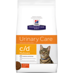 Сухой корм Hill's Prescription Diet c/d Multicare Urinary Care Feline (курица)