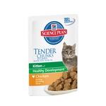 Влажный корм SP Feline Kitten Chicken
