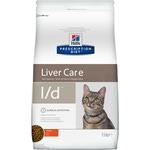 Сухой корм Hill's Prescription Diet l/d Liver Care Feline
