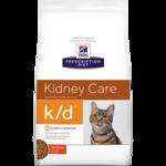Сухой корм Hill's Prescription Diet k/d Kidney Care Feline