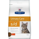 Сухой корм Hill's Prescription Diet s/d Urinary Care Feline