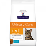Сухой корм Hill's Prescription Diet c/d Multicare Urinary Care Feline (рыба)