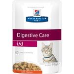 Влажный корм Hill's Prescription Diet i/d Digestive Care Feline (курица)