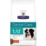 Сухой корм HPD t/d Dental Care