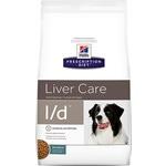 Сухой корм Hill's Prescription Diet l/d Liver Care Canine