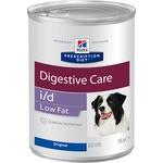 Влажный корм HPD i/d Canine Low Fat Original