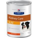 Влажный корм HPD k/d Canine Original