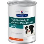 Влажный корм HPD Canine w/d