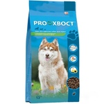 Сухой корм PROХВОСТ для взрослых собак с чувствительным пищеварением